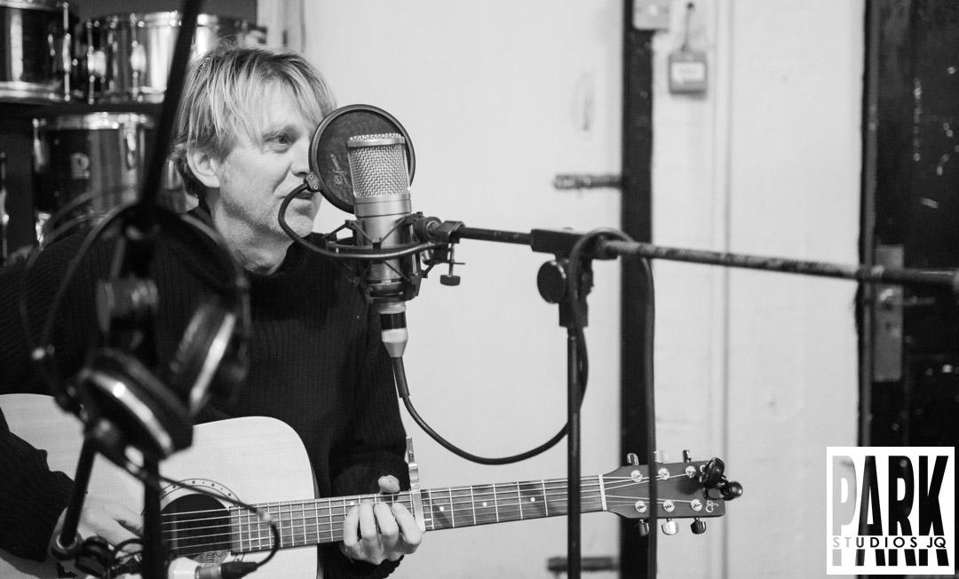 Birmingham recording studio Park Studios JQ | singer songwriter