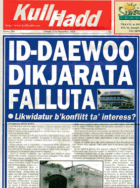 54 - John Dalli and the Daewoo Scandal