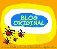 """Premio de Xavier """"Blog original"""""""