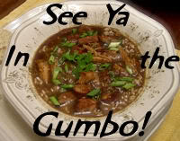 See Ya In The Gumbo