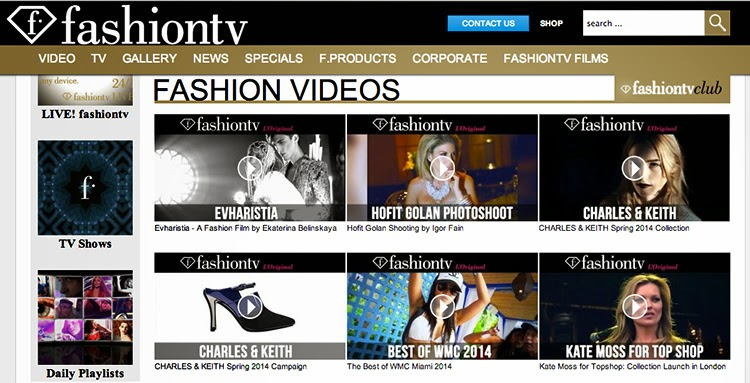 Check FashionTV for more upcoming videos )))