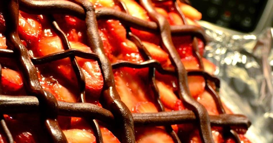 Chocolate Cheesecake Squares Recipe