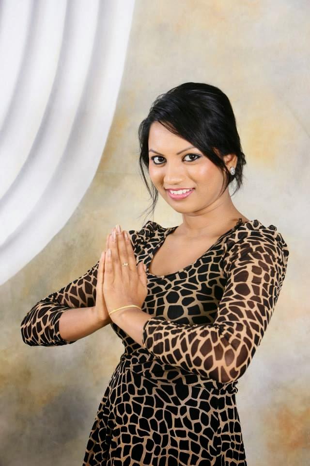 Sithumini Perera new model