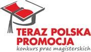 """Logo konkursu """"Teraz Polska"""""""