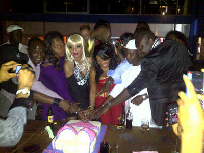 Pictures From Cossy Orjiakors Birthday Party 3