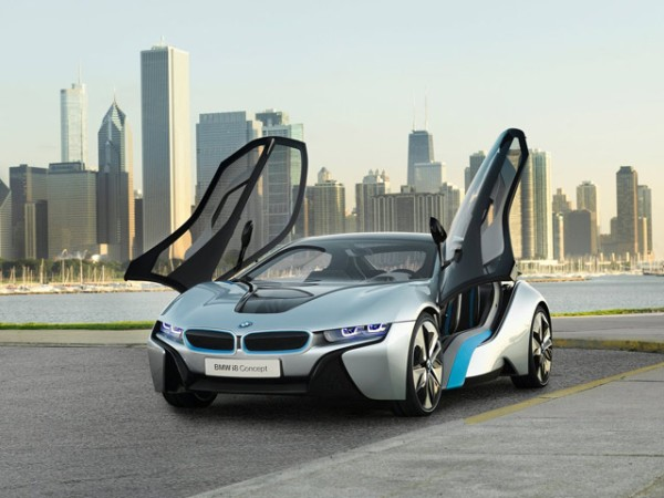 bmw i8 world of cars