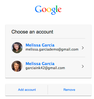 how to add a device to a google acocunt