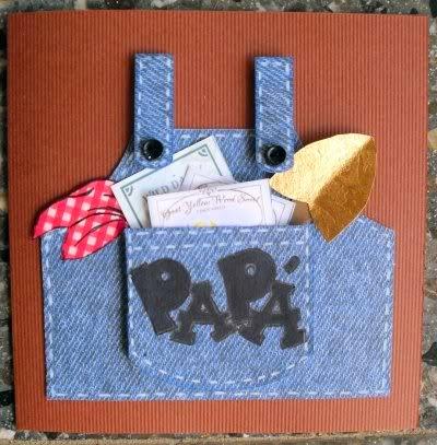 cartões criativos para o dia dos pais