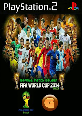 Download - Bomba Patch Golden - World Cup 2014 (PS2)