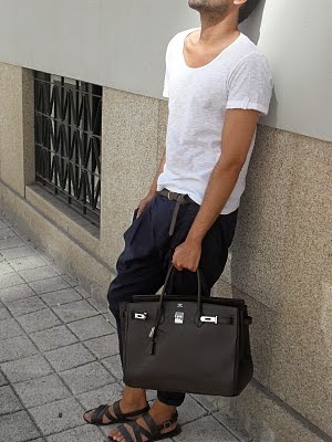 big hermes birkin bag for men in canvas textileHermes Bag Men