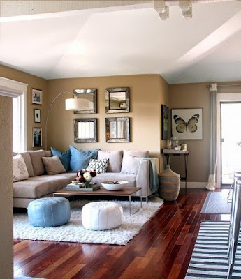 Tips for Small Living Room