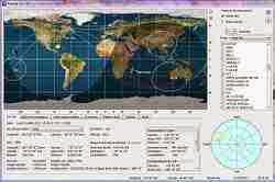 Free Download PreviSat Satellite Tracking 3.4.1.2