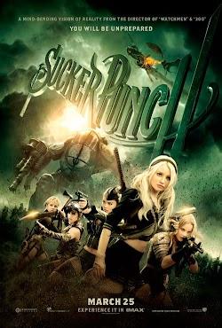Chiến Binh Gợi Cảm - Sucker Punch (2011) Poster