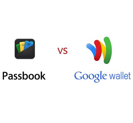 passbook vs google wallet