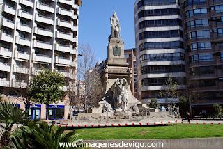 plaza la reconquista