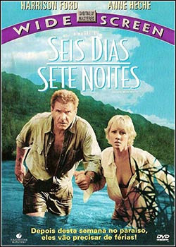 Download - Seis Dias, Sete Noites DVDRip - AVI - Dual Áudio