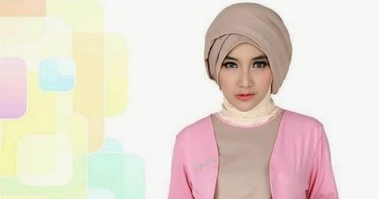 Model Pakaian Atasan, Baju Muslim Modern Jaman Sekarang ...