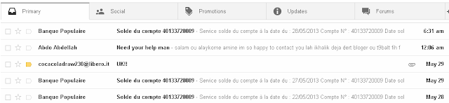 Gmail الواجهة الجديدة لـ