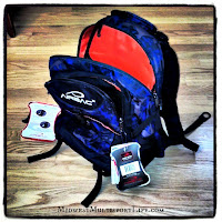 AirBac Journey Backpack