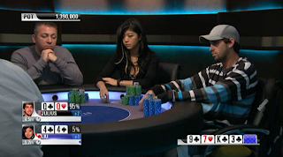 The PokerStars Caribbean Adventure Main Event final table, streaming on a delay at pokerstars.tv