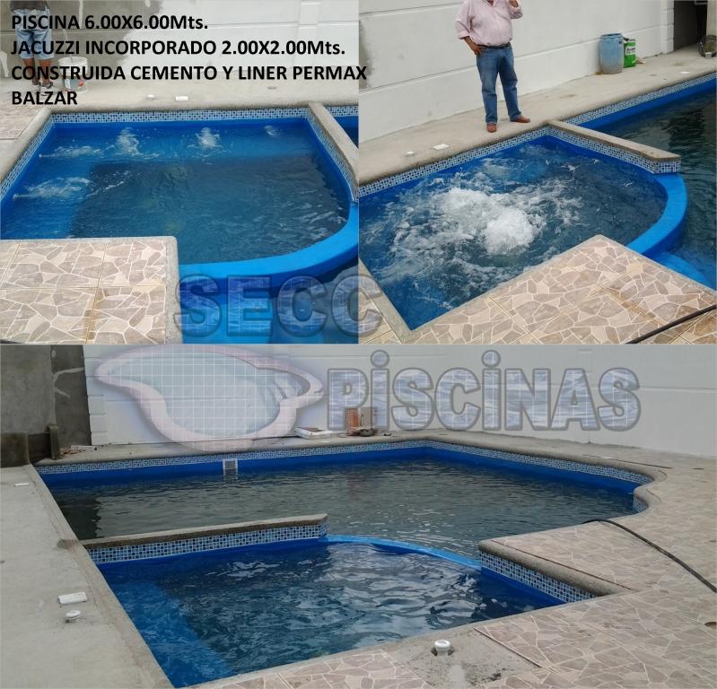 Secc piscinas piscinas construidas en cemento con for Piscinas cemento construccion