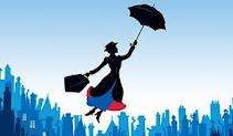 umbrella flying, women flying, flying women, cartoon women flying, umbrella
