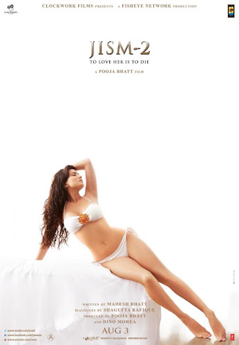 Jism 2 (2012) Movie Poster
