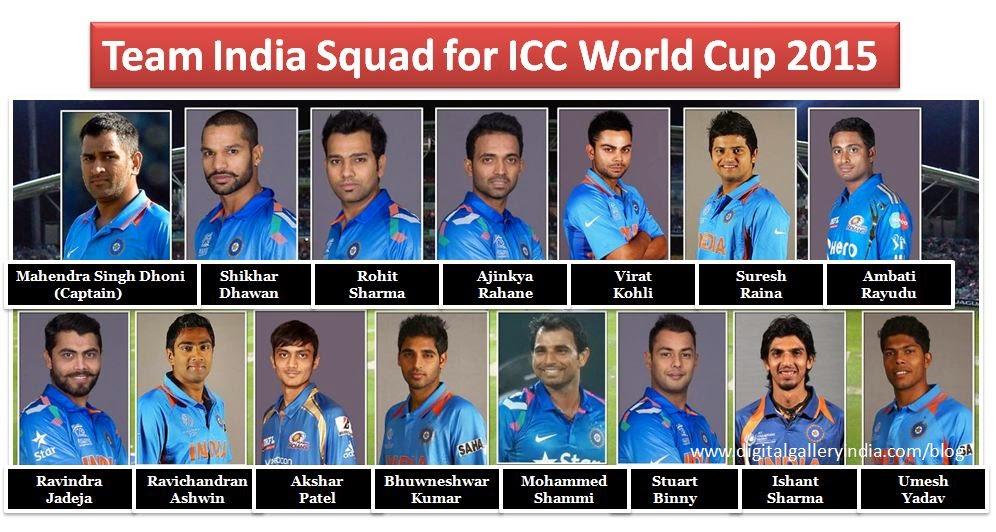 India Cricket Team Of Bangladesh Tour