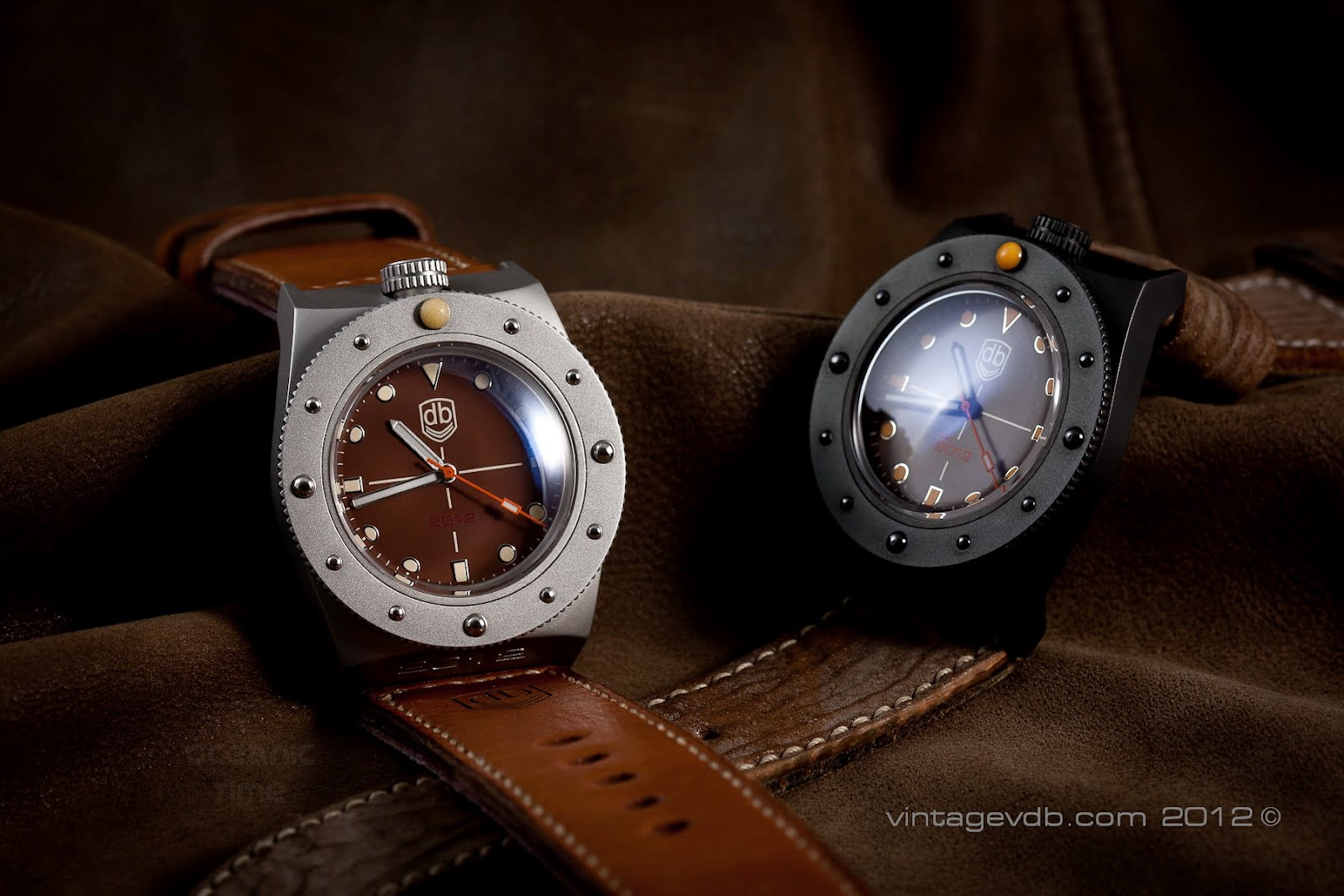 Watch magazine vintagevdb 2012 proto 39 s for Protos watches