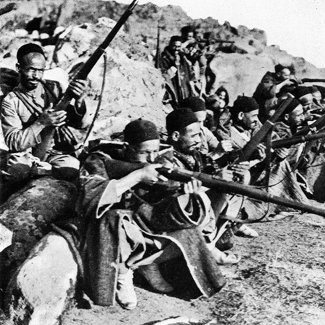 Resultado de imagen de soldados indisciplinados