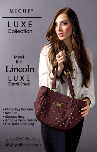 Miche Luxe Line Lincoln Demi Shell