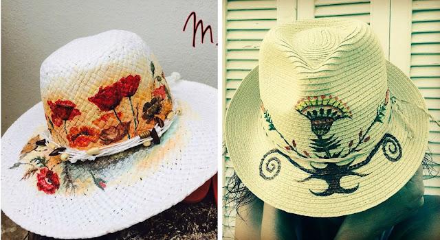 Mando's sun hat