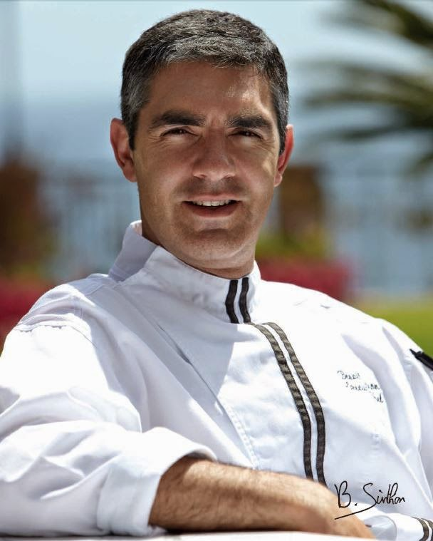 Divulgação: O livro 'MADEIRA by Chef Benoît Sinthon' é uma homenagem aos sabores da Ilha - reservarecomendada.blogspot.pt