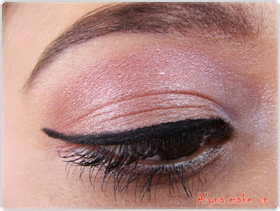 smokey eyes make up_02. by Alina Barbu.make-up 02 jun