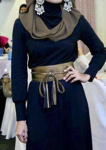Tenue hijab hiver 2014