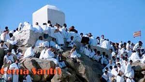 Jabal Rahmah Gema Santri