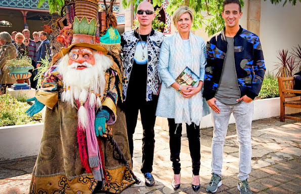 Princess Laurentien Attended A Reading Session At De Efteling