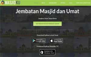 aplikasi masjidku