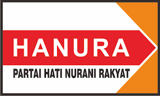 Logo Partai Hati Nurani Rakyat - HANURA