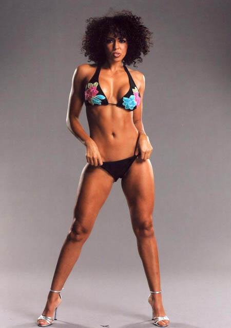 WWE Divas Layla