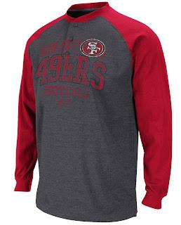 buy San Fransisco 49Ers apparel
