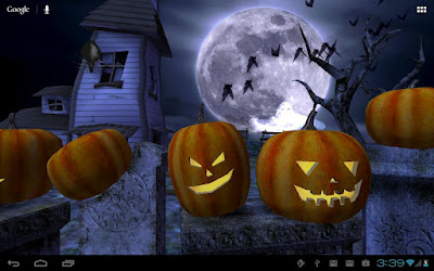 Halloween Live Wallpaper .Apk 1.51 Android [Full] [Gratis]
