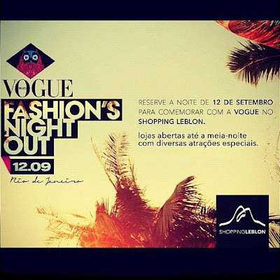 VFNO+Shopping+Leblon Vogue Fashions Night Out 2012 com a JOW