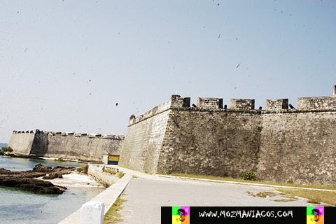 Fortaleza - Ilha de Moçambique