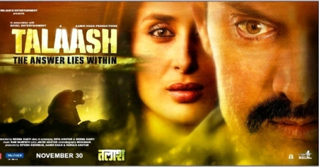 Watch Talaash (2012) Hindi Movie Online