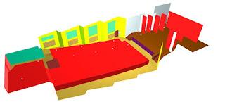 Model akustyczny wnętrza