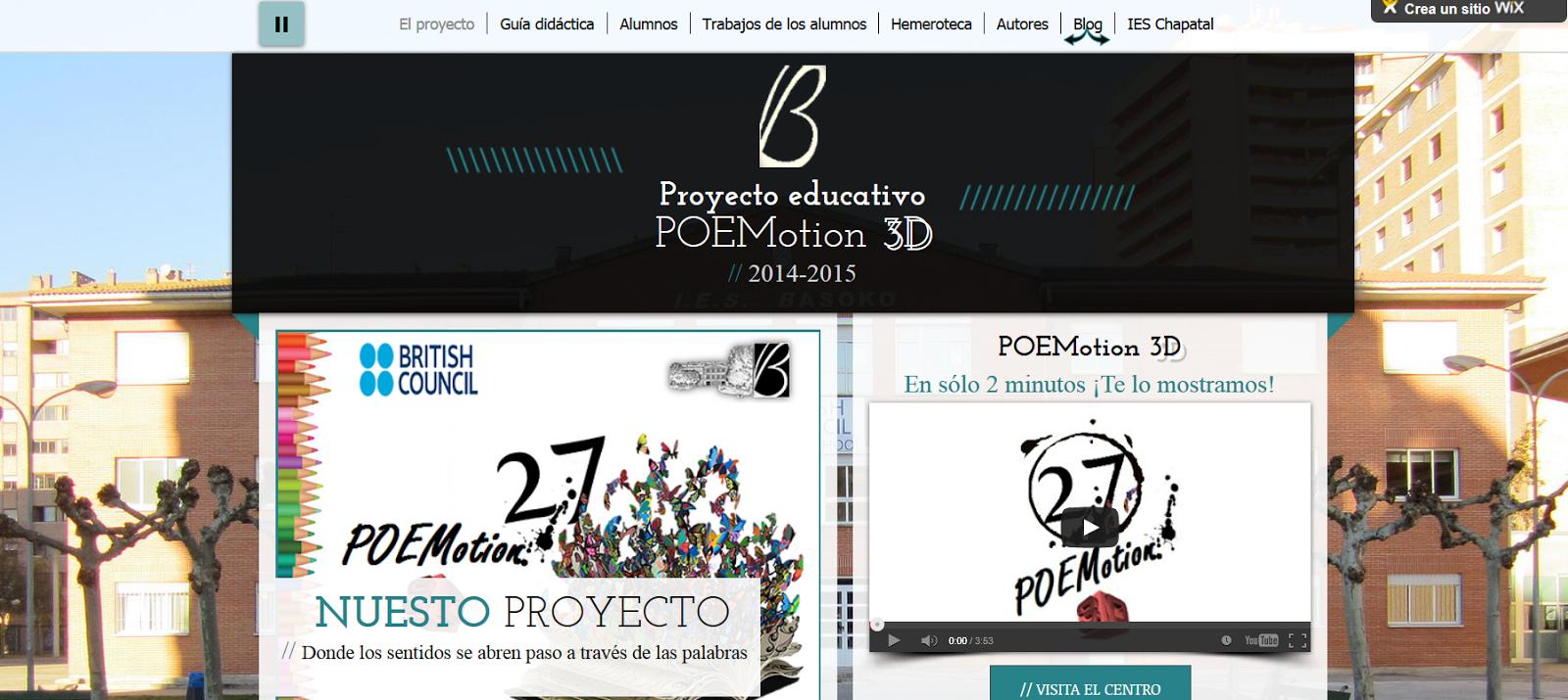 POEMotion para el 2015