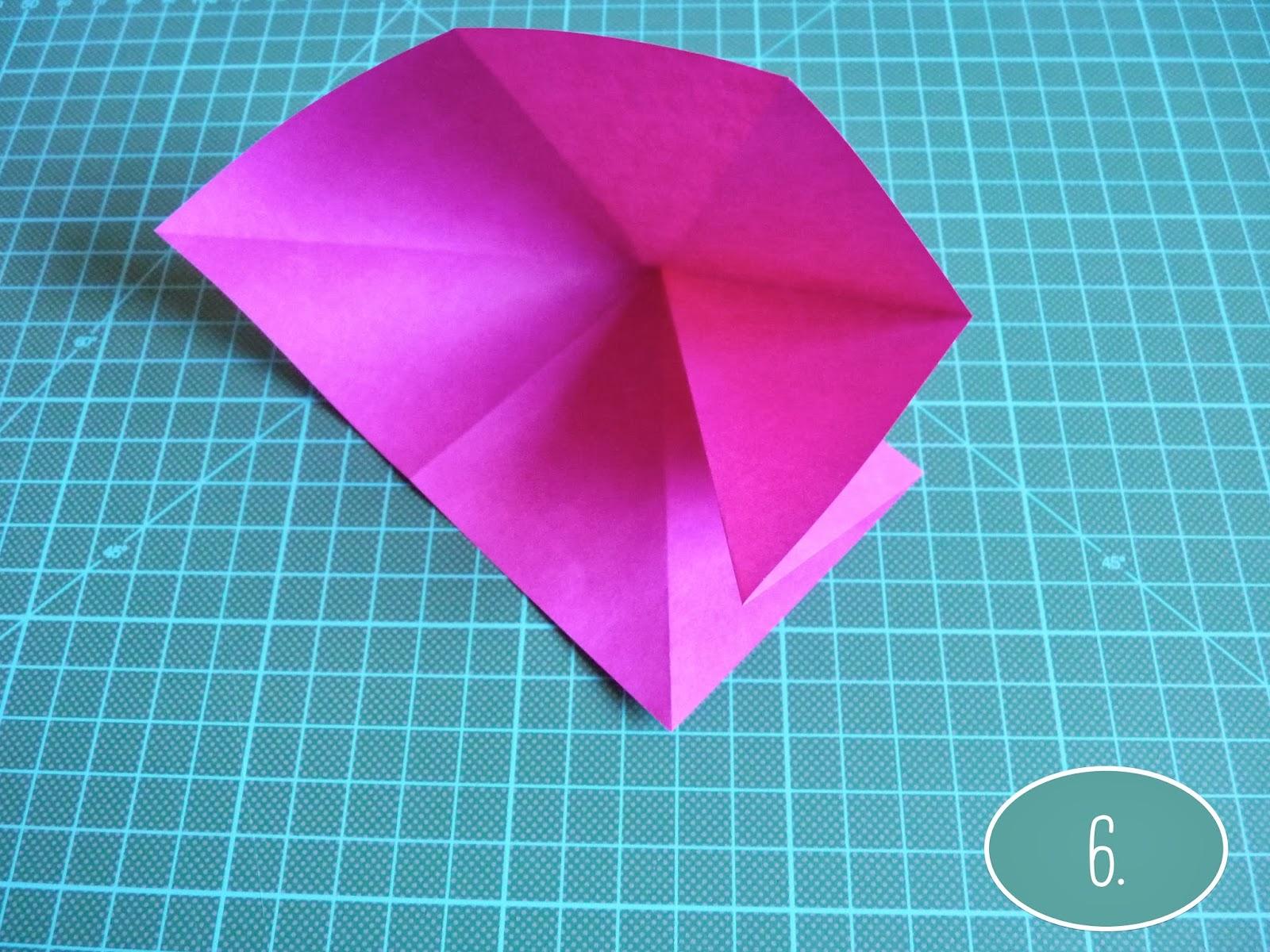 kreativerpott origami kranich anleitung. Black Bedroom Furniture Sets. Home Design Ideas