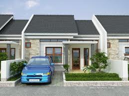 Desain Rumah Type 54