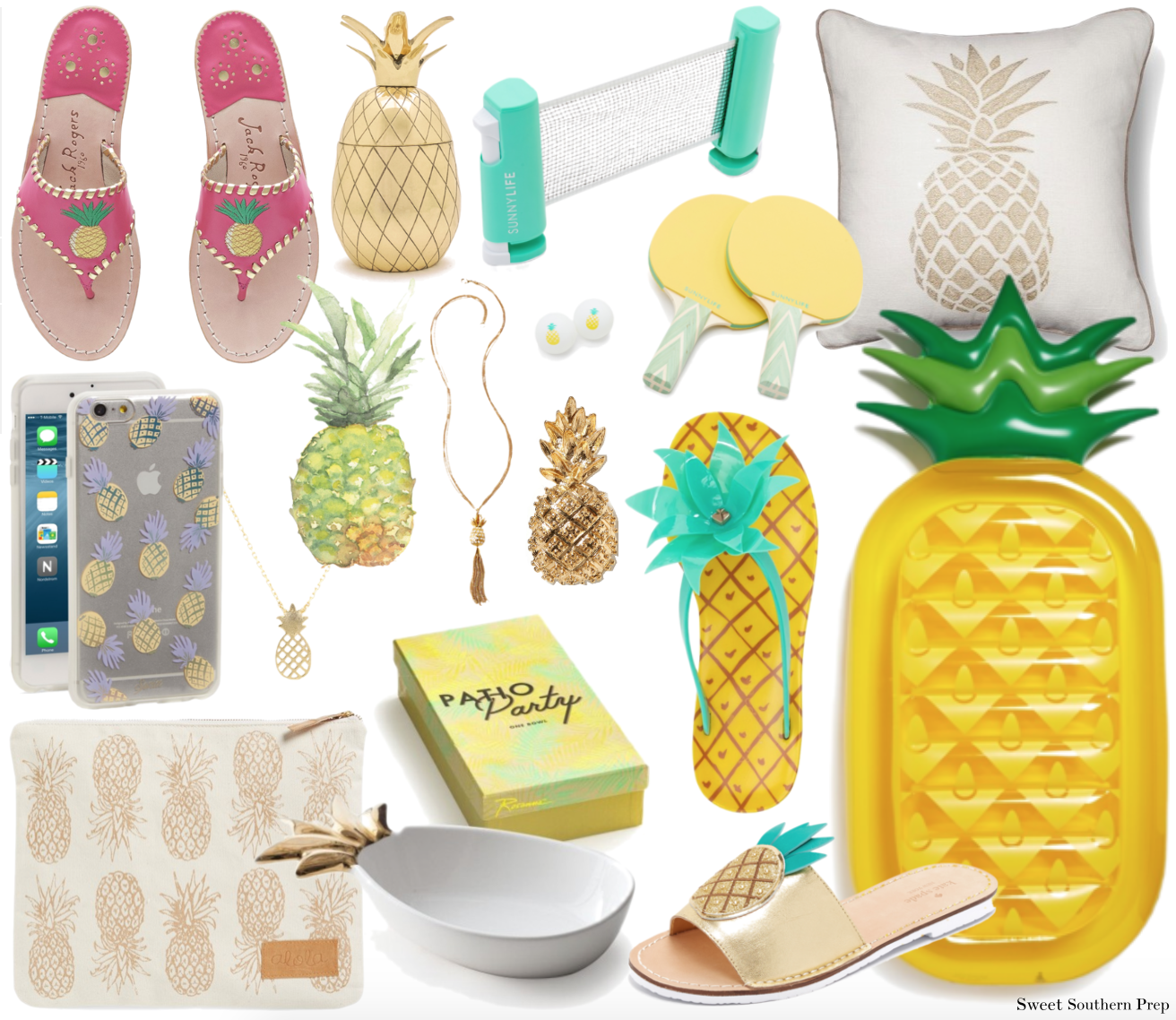 Pineapple Pretties